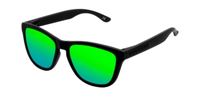 Hawkers Carbon Black Emerald One